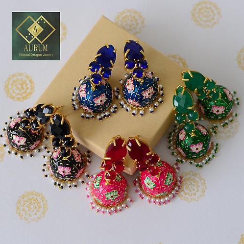 Kaneesha Earrings