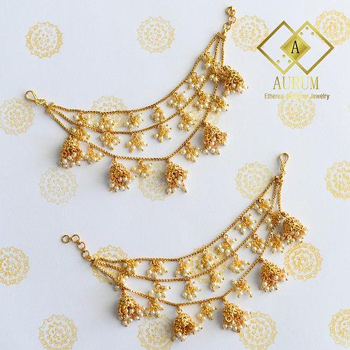 Dharini Ear chains