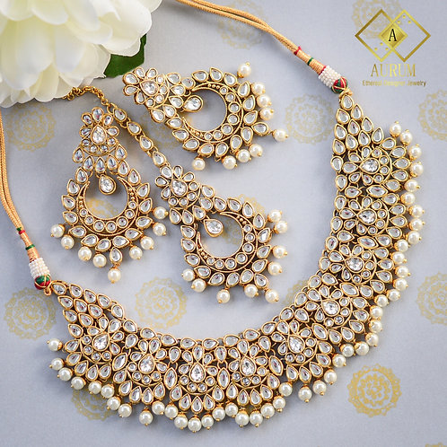 Prabhaa Necklace set