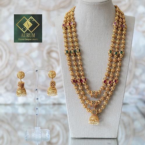 Rajni Necklace set