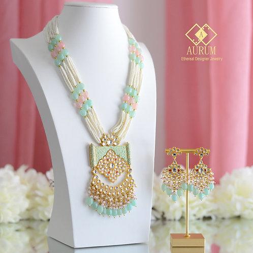 Chandan Necklace set