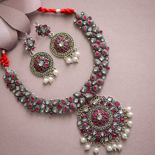 Dena Necklace set