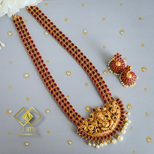 Siddhi Necklace set