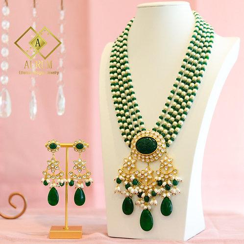 Ruhi Necklace set