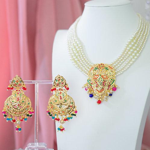 Nyla Necklace Set