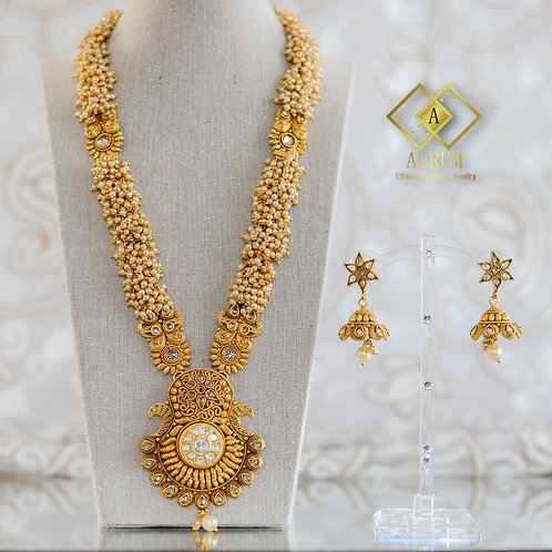 Haritha Necklace set