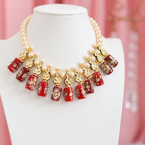 Mirah Necklace set