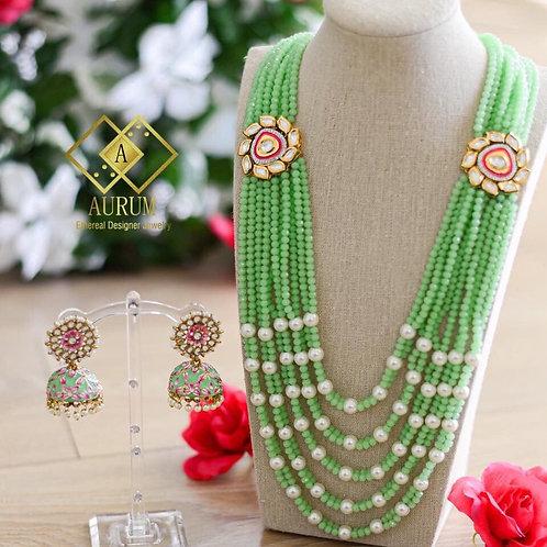 Shringara Necklace Set