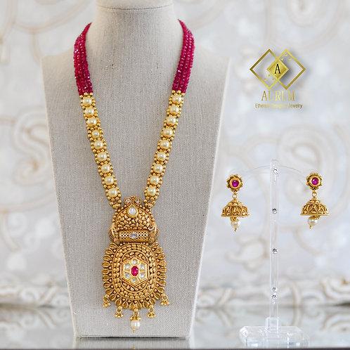 Padmini Necklace set
