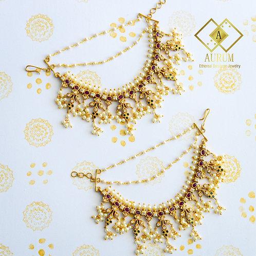 Nandini Ear chains