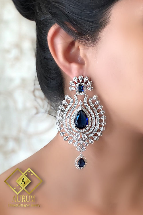 Annalise Diamond Earrings