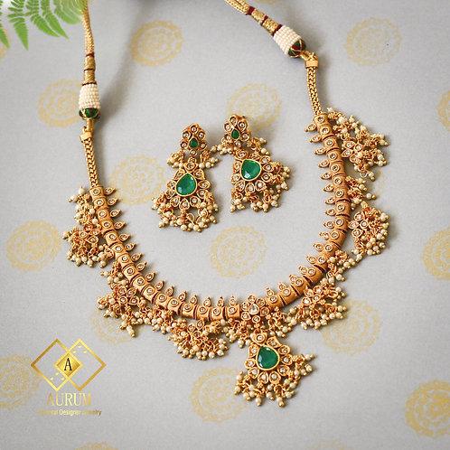 Revathi Necklace set