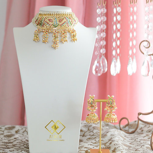 Aamna Necklace set