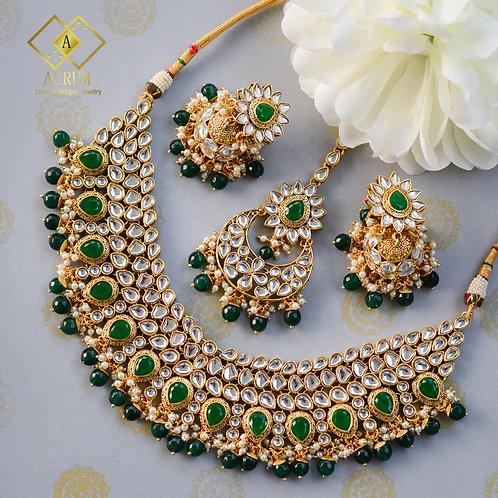 Ruhani Necklace set
