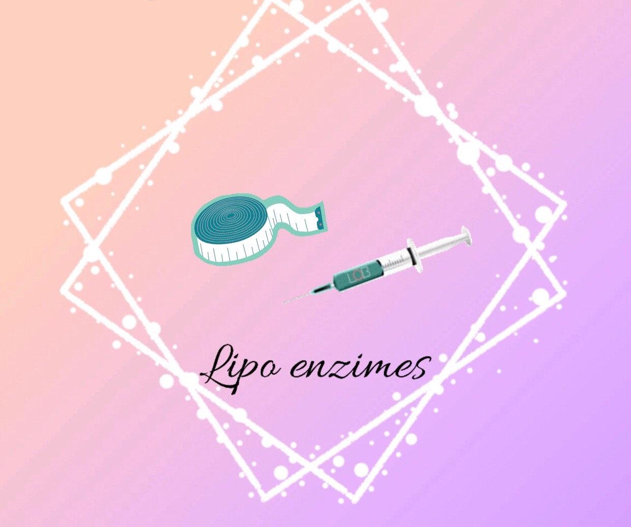 Lipo enzymes