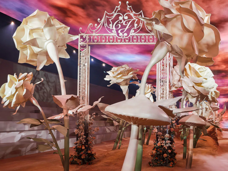 Around the Astroworld with the Dior Summer 2022 Men's Show