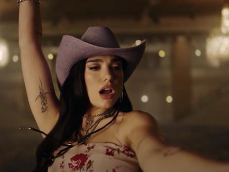 "Get the Cowgirl Look: Recreating Dua Lipa's ""Love Again"" Outfits"