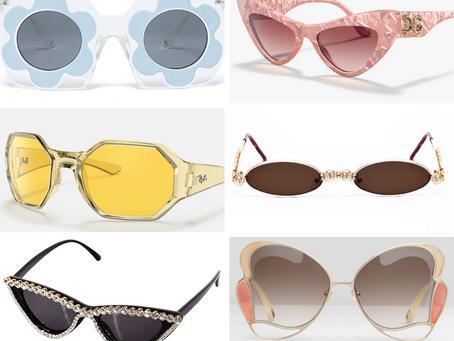 10 Fun Sunglasses to Kick Off Summer