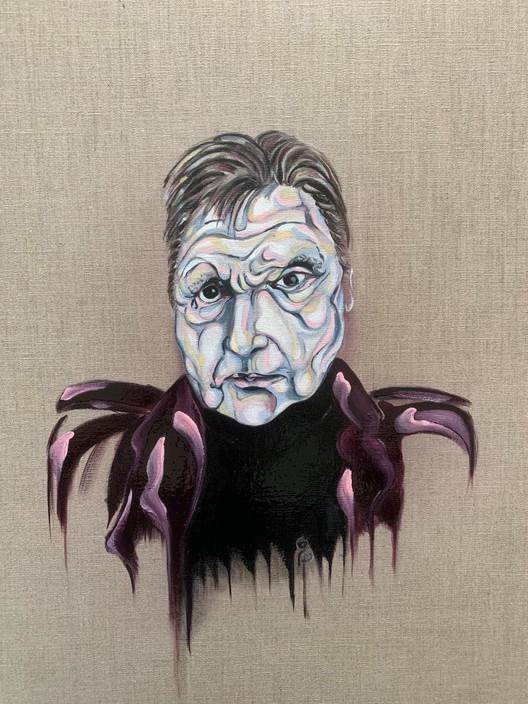 Portrait - Francis BACON
