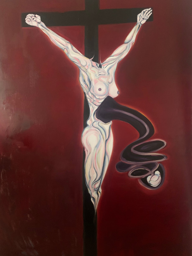 Crucifixion - Lumière sur le pêché originel