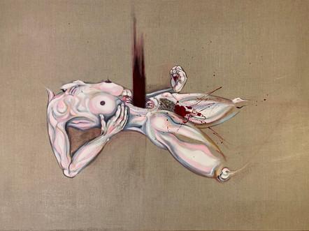 Crucifixion - Douceur divine et violence humaine.