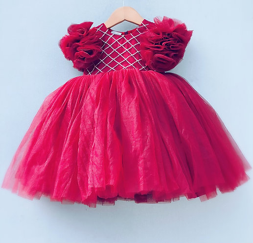 Rusty Rose Dress