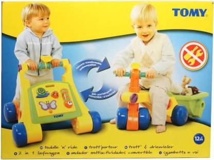 Tomy Toddle N Ride Walker cum Ride On