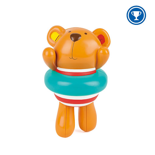 Swimmer Teddy Wind-uo Toy