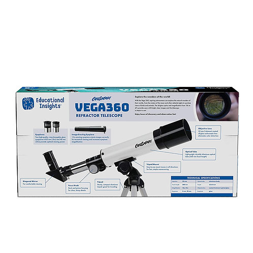 Learning Resources Vega 360 Telescope (Geovision Precision Optics)