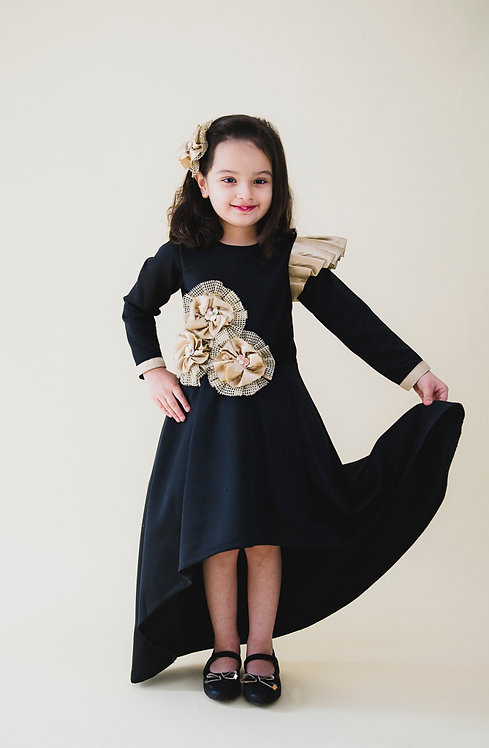 Darcy High Low Gown