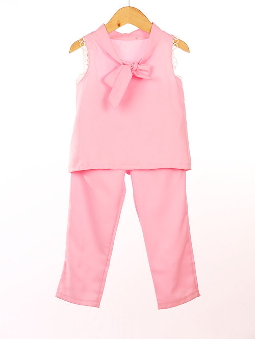 Baby Pink Co-ords