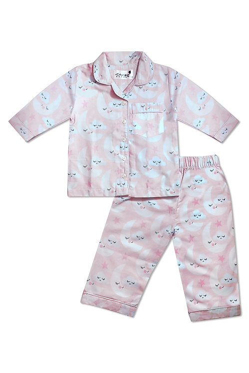 Moon and Clouds Nightsuit