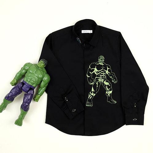 Neon Hulk Shirt