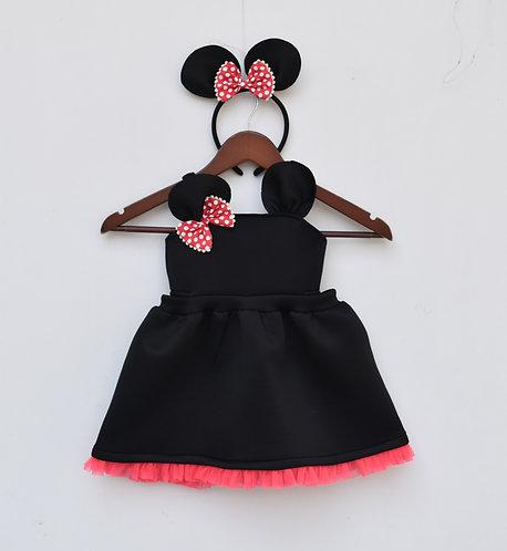 Black Lycra Dress