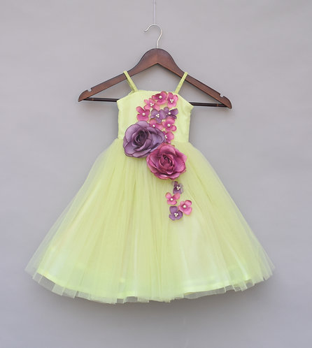 Light Green Gown