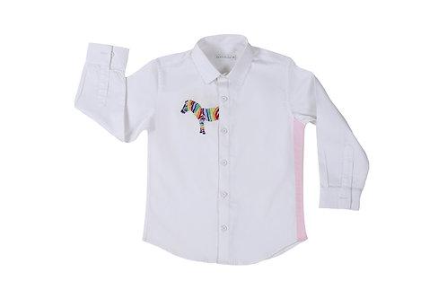 Half Zebra Shirt