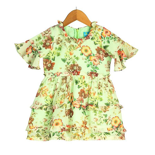 Sea Herb Dress