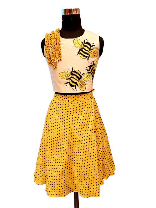 Honey Bee Crop Set