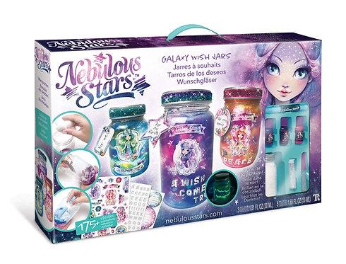 NEBULOUS STAR Galaxy Wish Jars