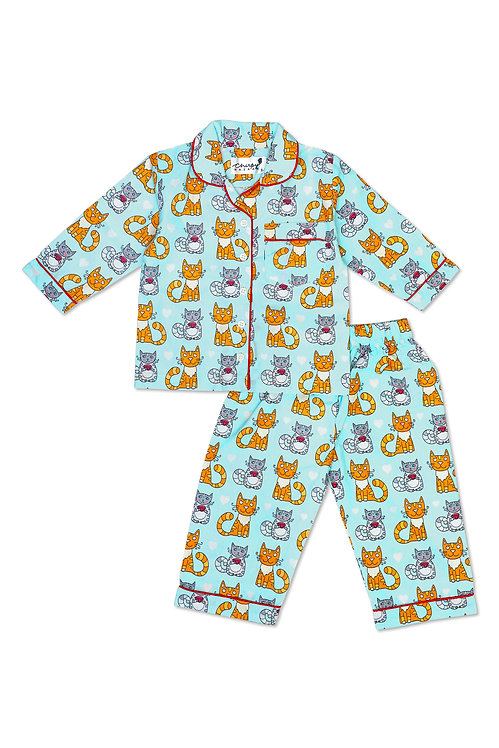 Cute kitten Nightsuit