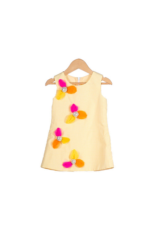 NGB Yellow Flower check