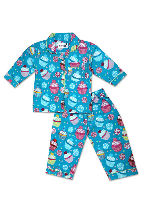 Cupcake and Candies Nightsuit