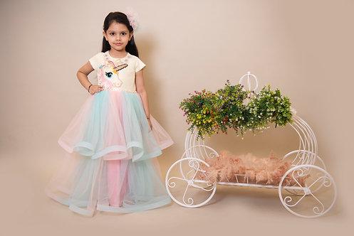 Unicorn Gown