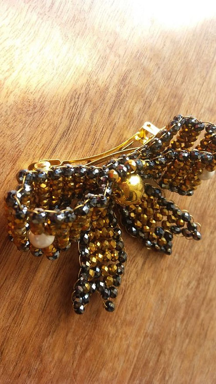 The Rachel Handmade Butterfly Hairclip