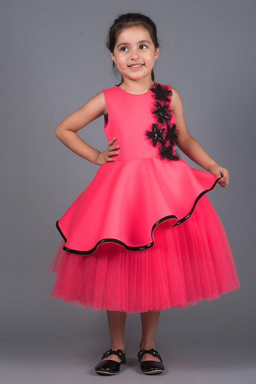 Orla Pink Gown