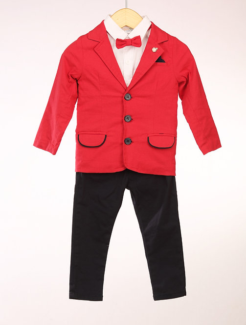 Candy World Red Jacket