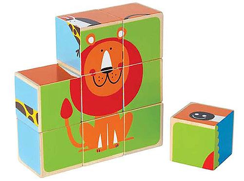 Zoo Animals Block Puzzle