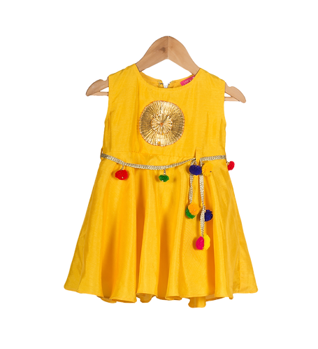 NGB Gold Chakra Dress