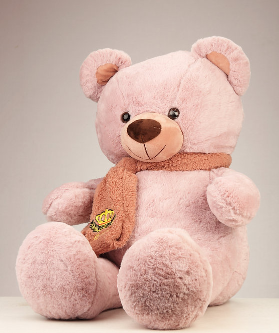 Mauve Royal Teddy