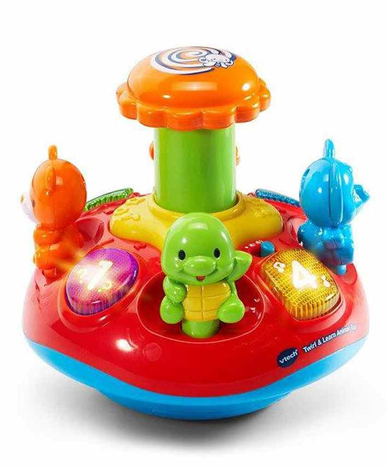 Vtech Spinning Toy - Mulicolor